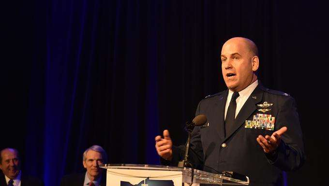 YARS Commander presented Regional Chamber award