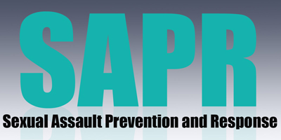 Link to the Sexual Assault Prevention and Response web page.