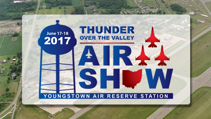 2017 Thunder Over the Valley Air Show and Open House